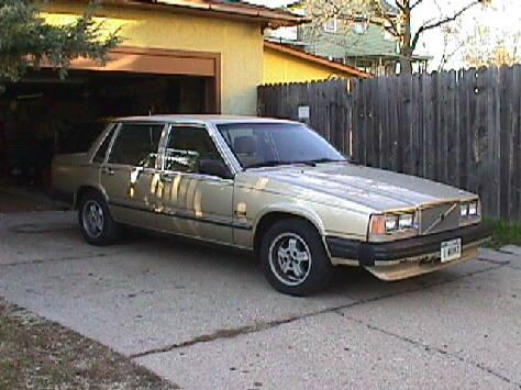1988 Volvo - Sold In 2003
